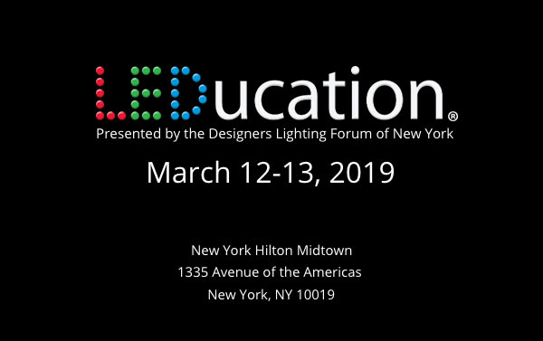 Prolume to Attend LEDucation 2019