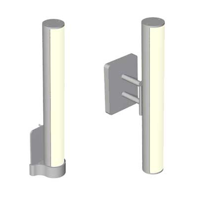 Duo Series Wall Mount Sconce or Pendant