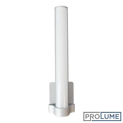 wall bottom-mount led sconce