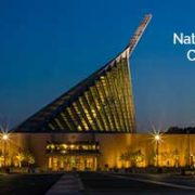 Museum Lighting for National Marine Corps