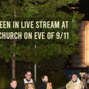 Prolume Custom System Dazzles at NYC St. Nicholas Church on Eve of 9/11